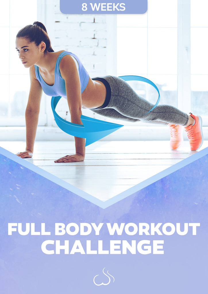 Full Body Workout Challenge 1.1 - 8 week (home edition)