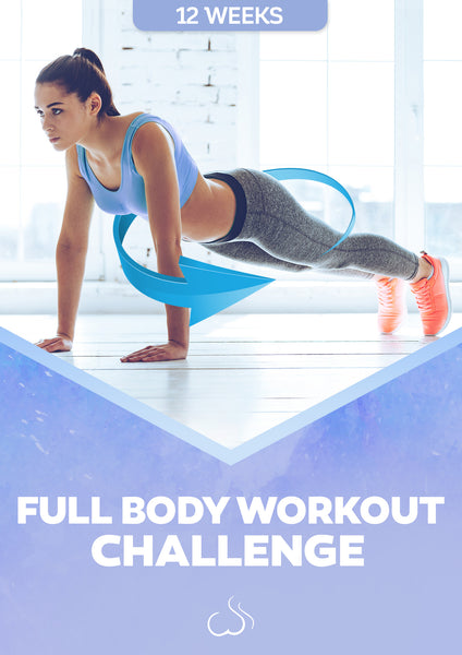 Full Body Workout Challenge 1.1 - 12 week (home edition)