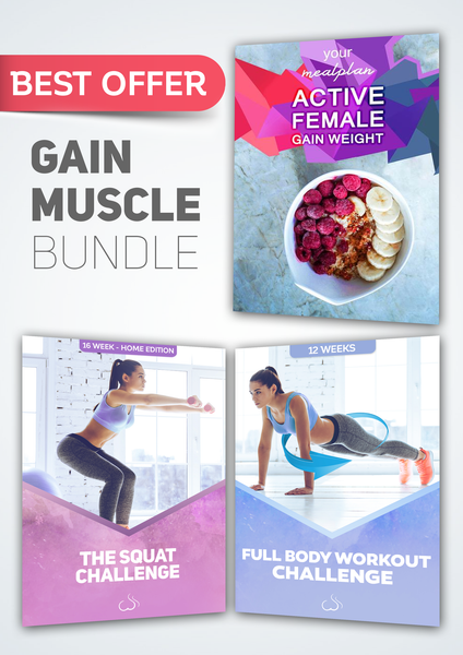 Gain Muscle Bundle