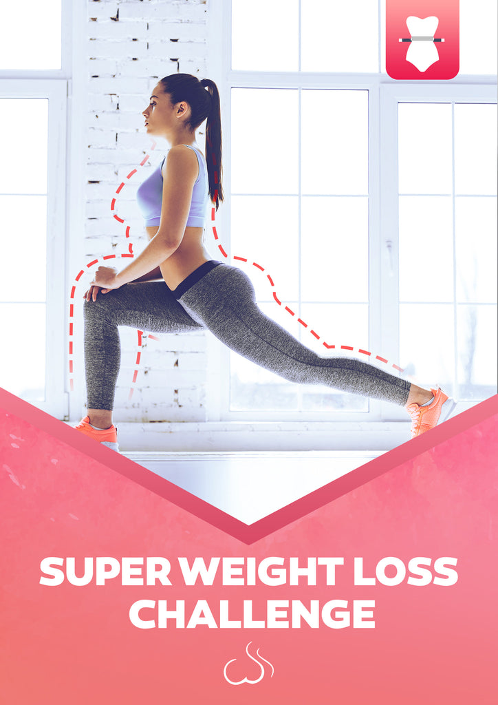 the super weight loss challenge thesquatchallenge