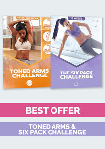 Toned Arms & Six Pack Challenge