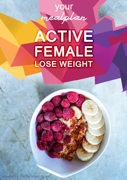 Active Female - Lose Weight