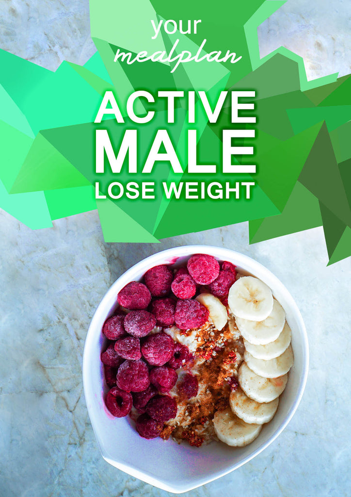 Active Male - Lose Weight