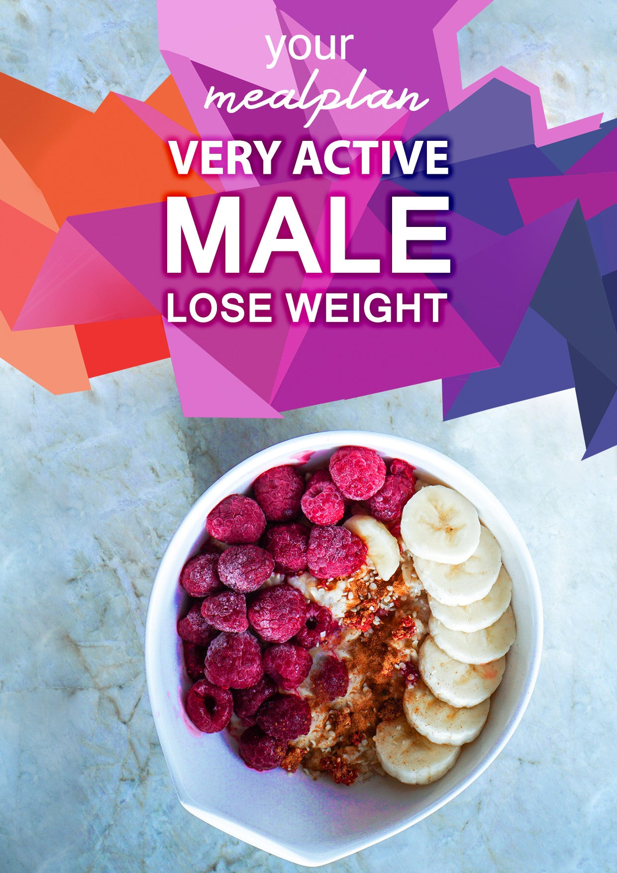 Very Active Male - Lose Weight