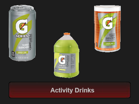 Activity Drinks
