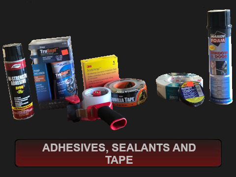 Adhesives Sealants and Tapes