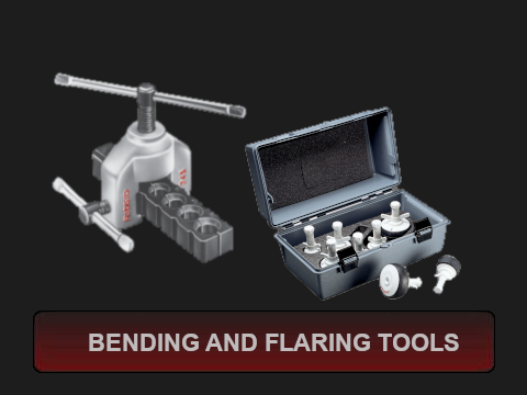 Bending and Flaring Tools