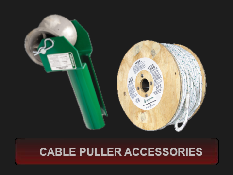 Cable Puller Accessories