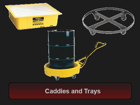 Caddies and Trays