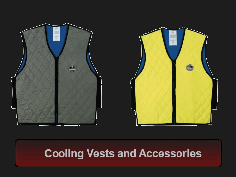 Cooling Vests and Accessories