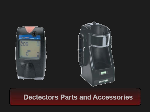 Detector Parts and Accessories