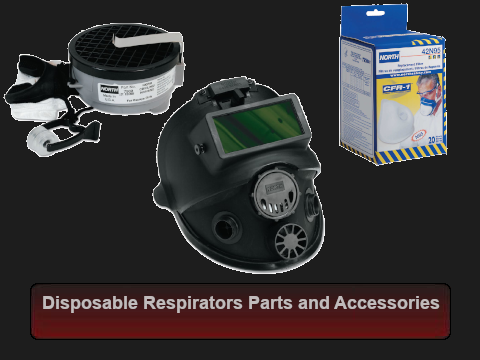 Disposable Respirator Parts and Accessories