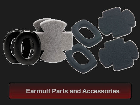 Earmuff Parts and Accessories