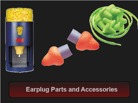 Earplug Parts and Accessories