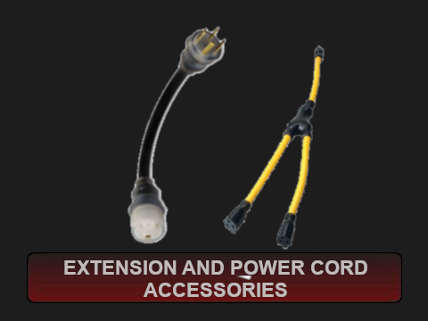 Extension and Power Cord Accessories