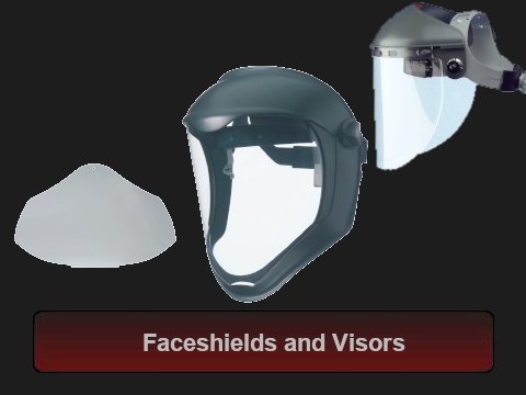 Faceshields and Visors
