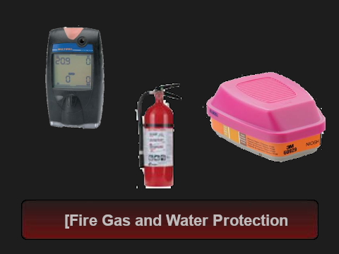 Fire, Gas and Water Protection