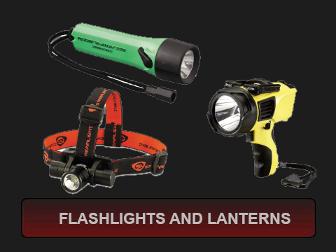 Flashlights and Lanterns