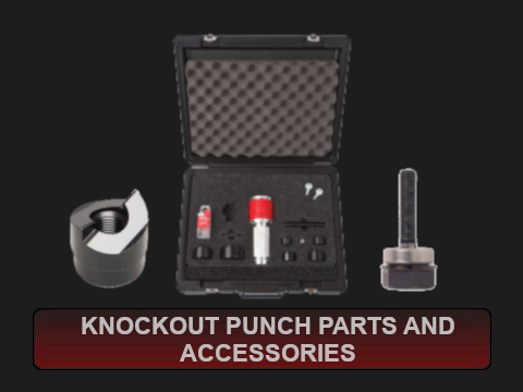 Knockout Punch Parts and Accessories