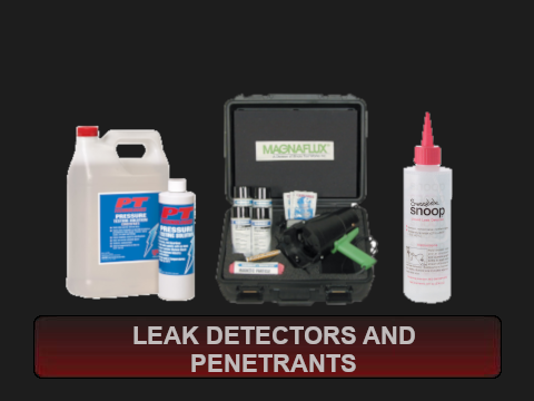 Leak Detectors and Penetrants