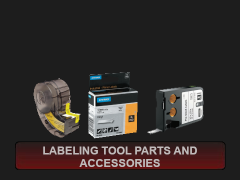 Labeling Tool Parts and Accessories