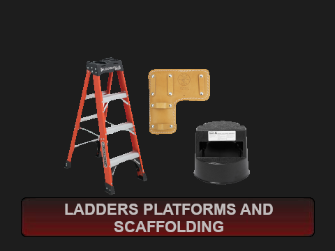 Ladders, Platforms and Scaffolding