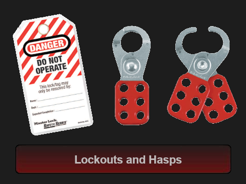 Lockouts and Hasps