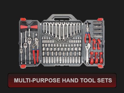 Multi-Purpose Hand Tool Sets