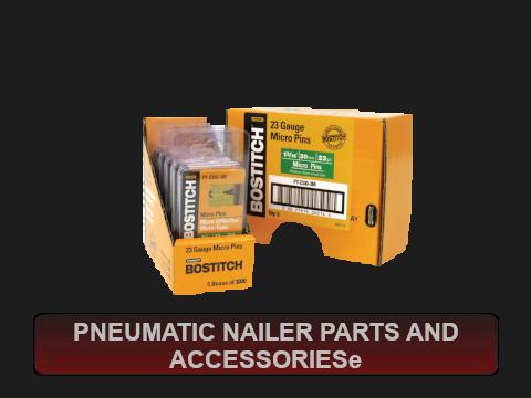 Pneumatic Nailer Parts and Accessories