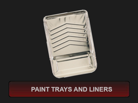 Paint Trays and Liners