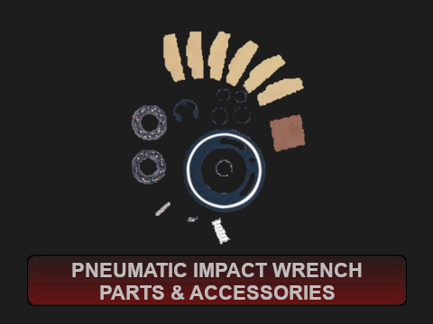 Pneumatic Impact Wrench Parts & Accessories