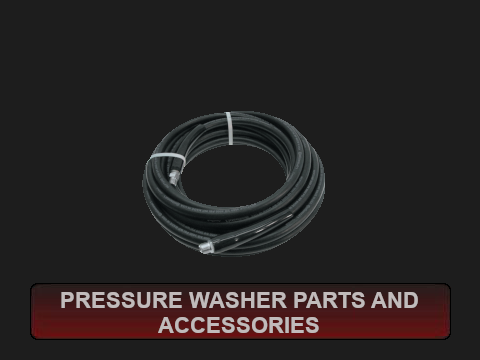 Pressure Washer Parts and Accessories