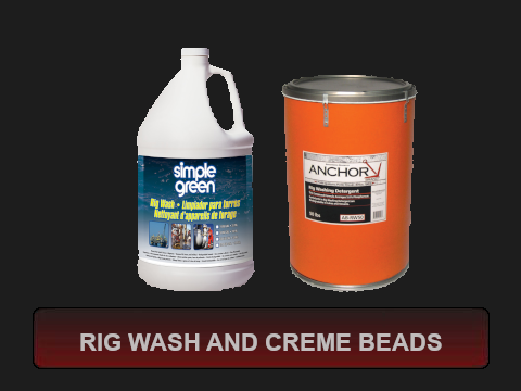 Rig Wash and Creme Beads
