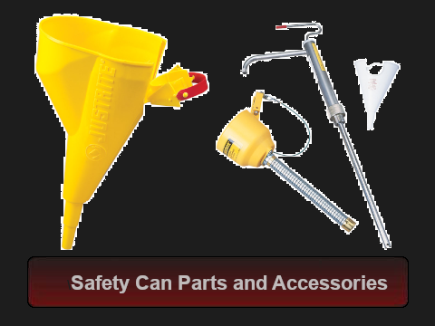 Safety Can Parts and Accessories