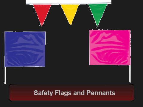 Safety Flags and Pennants