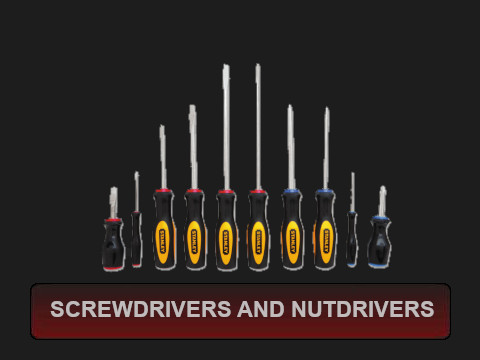 Screwdrivers and Nutdrivers