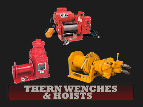 Thern Wenches & Hoists