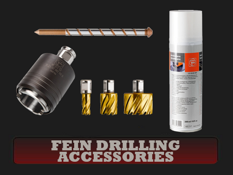 Fein Drilling Accessories