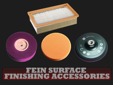 Surface Finishing Accessories