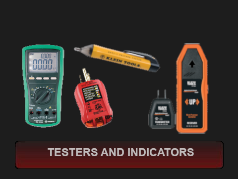 Testers and Indicators