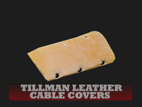 Tillman Leather Cable Covers