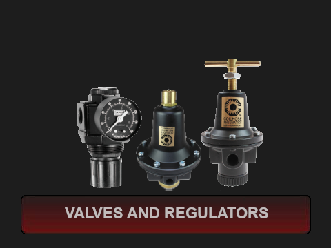 Valves and Regulators