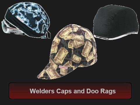 Welder Caps and Doo Rags