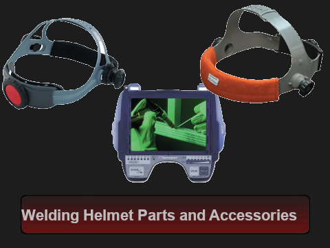 Welding Helmet Parts and Accessories