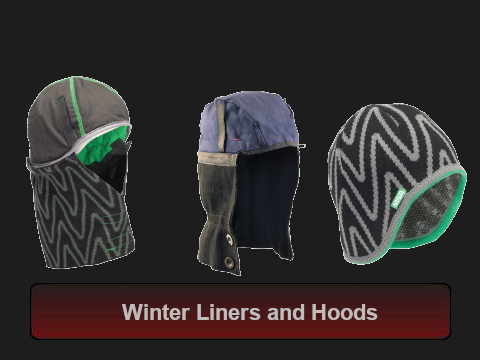 Winter Liners and Hoods