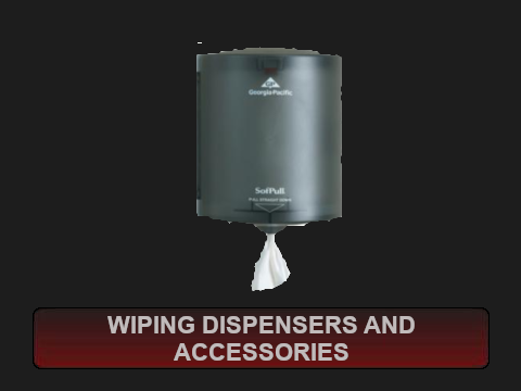 Wiping Dispensers and Accessories