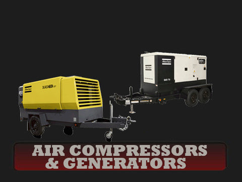 Air Compressors & Generators