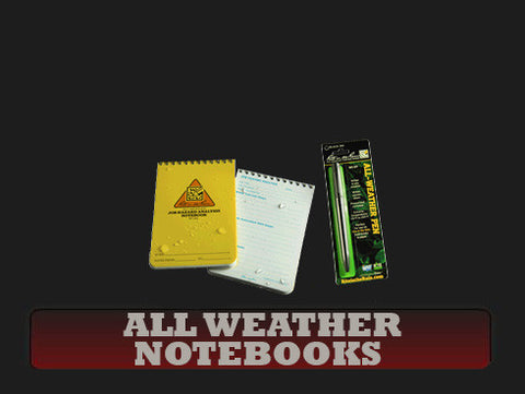 All Weather Notepads