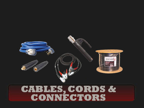 Cables, Cords & Connectors