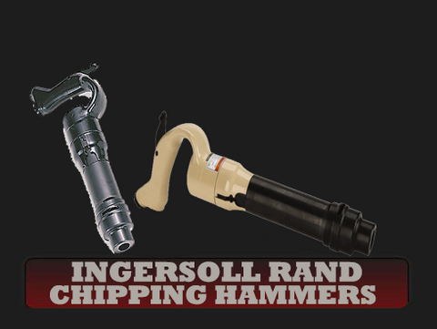 Ingersoll Rand Pneumatic Chipping Hammers